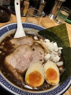 【@仙台】3日目/10日間:鬼に金棒,魚介ラーメンに生姜